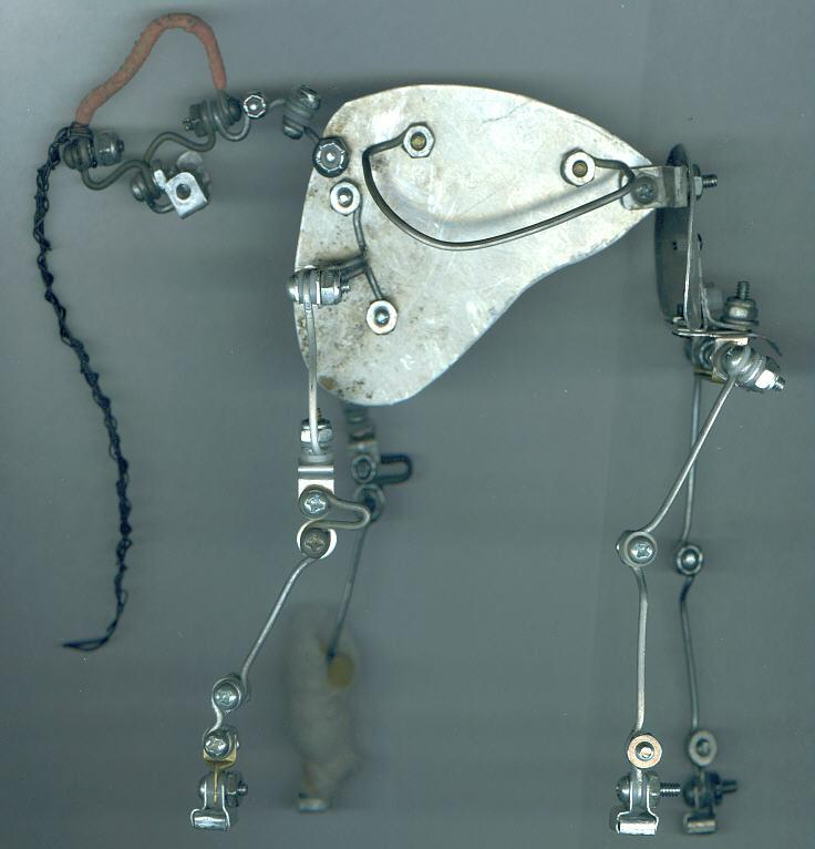 how to make a stop motion puppet armature