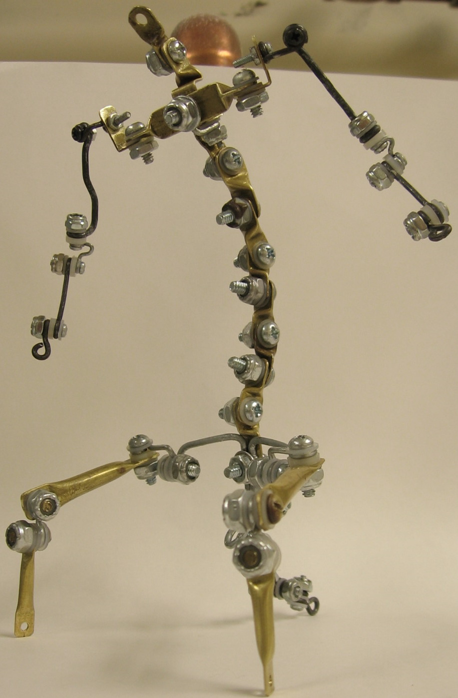 Stop Motion Poor Man\'s Armature