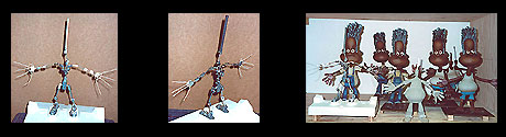 Thurgood Armature & Dupe Puppets