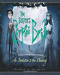 Book - Corpse Bride: Invitation to the Wedding