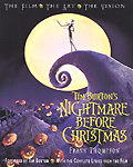 Book - Nightmare Before Christmas: Film, Art, & Vision