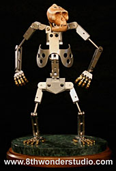 Mighty Joe Young Armature front view