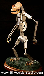 Mighty Joe Young Armature 3/4 view
